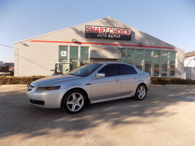 2004 ACURA TL 6-SPEED MT 130k miles Options ABS Brakes Air Conditioning Alloy Wheels AMFM Rad