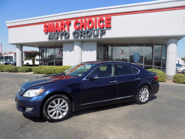 2010 LEXUS LS 460 LUXURY SEDAN AWD 78k miles Options 4WDAWD ABS Brakes Air Conditioning Alloy