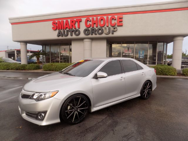 2012 TOYOTA CAMRY SE 72k miles Options ABS Brakes Air Conditioning Alloy Wheels AMFM Radio A
