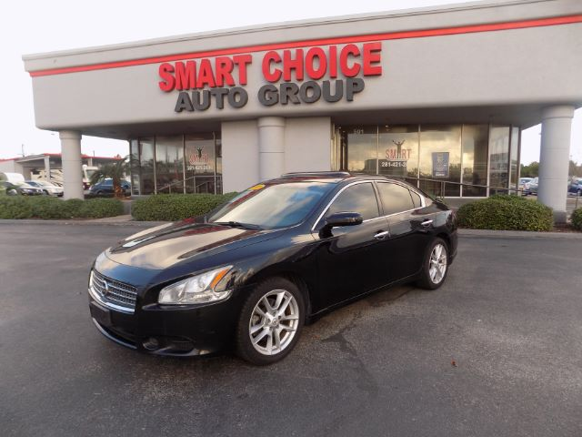 2009 NISSAN MAXIMA SV 116k miles Options ABS Brakes Air Conditioning Alloy Wheels AMFM Radio