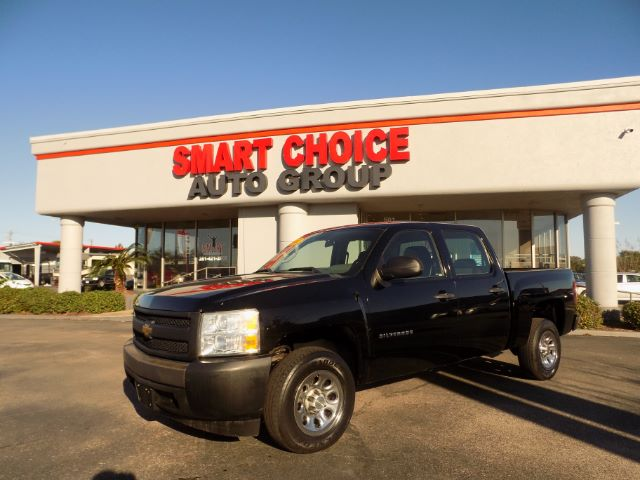 2011 CHEVROLET SILVERADO 1500 WORK TRUCK CREW CAB SHORT BOX 2WD 89k miles Options ABS Brakes Air